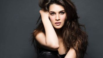 Kriti Sanon talks about being an outsider in the industry and how her career as an actor was unplanned