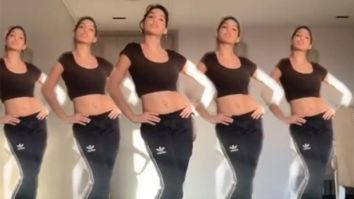 Nora Fatehi takes up Beyonce's Baby Boy challenge on TikTok and nails it with her killer dance moves