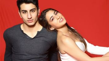 PICTURE Sara Ali Khan and Ibrahim Ali Khan have the cutest workout buddy!