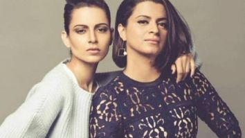 Police complaint filed against Kangana Ranaut over video supporting sister Rangoli Chandel