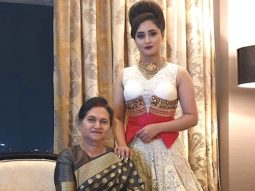 Rashami Desai posts an adorable picture with her mother, says he loves social distancing because she lives with her