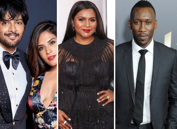 Richa Chadha and Ali Fazal take part in a virtual party with Mindy Kaling and Mahershala Ali!