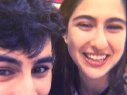 Sara Ali Khan leaves Ibrahim Ali Khan face palming in their latest 'knock-knock' joke video