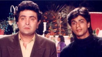 Shah Rukh Khan remembers first day on set of his debut film Deewana when Rishi Kapoor said 'yaar tujhme energy bahut hai'