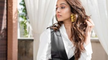 Shraddha Kapoor asks everyone to stay safe, with a Stree reference!