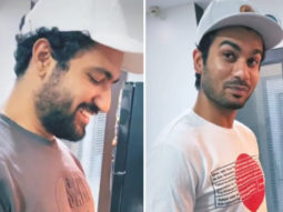 Sunny Kaushal teaches how flip an omelette perfectly to Vicky Kaushal amid self-quarantine period