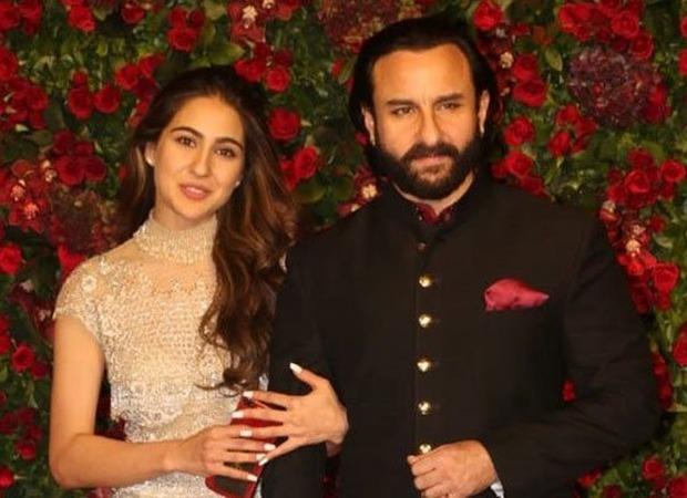 This is what Saif Ali Khan told Sara Ali Khan after Love Aaj Kal's failure