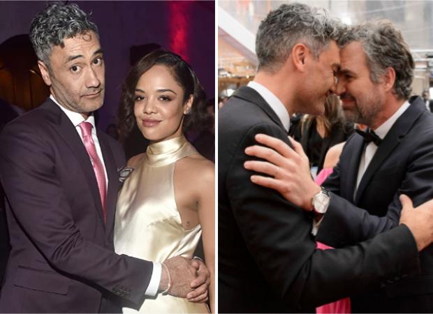Thor: Ragnarok stars Mark Ruffalo and Tessa Thompson crash Taika Waititi's live, says Robert Downey Jr's Iron Man is alive in fake script