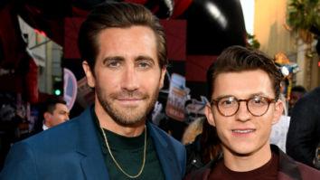 Tom Holland says he misses his husband Jake Gyllenhaal as he shares flip the bottle challenge video