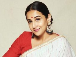 Vidya Balan thanks a street sweeper for cleaning the roads amid nationwide lockdown due to Coronavirus