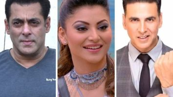 EXCLUSIVE: Urvashi Rautela calls Salman Khan and Akshay Kumar Real-life heroes