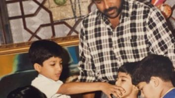 Ram Charan shares a fond memory from their childhood on cousin Allu Arjun's birthday