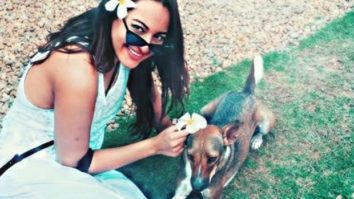 Sonakshi Sinha asks people to abandon their ignorance and inhumanity instead of pets