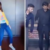 Shilpa Shetty dances to the tunes of Thalapathy Vijay's 'Vaathi Coming'