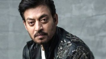"""""""You pray for me and I will pray for myself that I get the chance to play Sahir Ludhianvi someday""""- Irrfan Khan's words three years ago"""