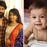 KGF star Yash shares first picture of his 'little buddy'