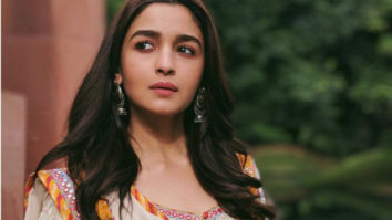 Watch: Alia Bhatt recites a poem she wrote on the occasion of Earth Day