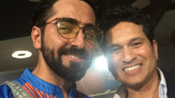 Sachin Tendulkar addresses Ayushmann Khurrana as Professor from Money Heist
