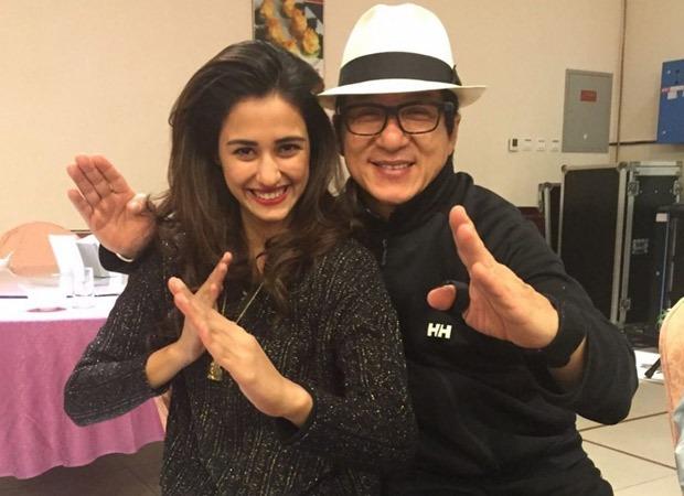 Disha Patani pens a warm birthday wish for her 'super hero' Jackie Chan