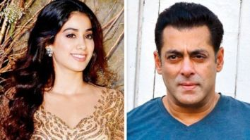 When Janhvi Kapoor came on Salman Khan's TV show and said 'moms and dads are made in heaven'