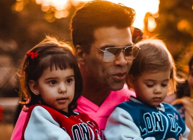 Karan Johar's son doesn't want to watch his films