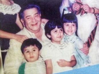 Alia Bhatt is all hearts as Karisma Kapoor shares a childhood picture featuring Ranbir Kapoor , Kareena Kapoor and herself