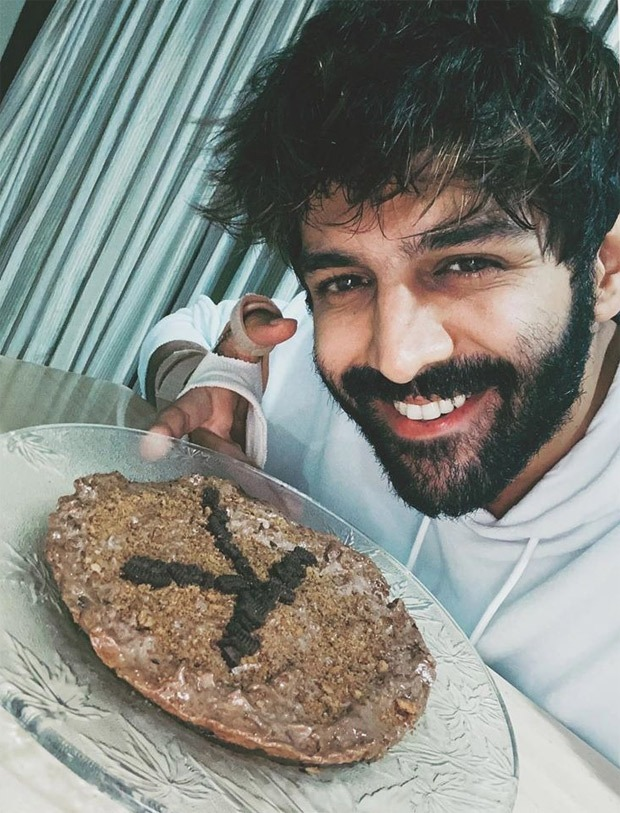 When Kartik Aaryan's cake-baking adventure went wrong