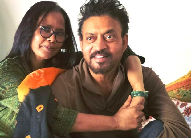 """I've not misplaced""- Irrfan Khan's spouse Sutapa Shikdar shares picture with the actor a day after his dying : Bollywood Information 7"