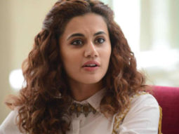 """Today I shall raise a toast""- Taapsee Pannu pens a heartfelt note completing 7 years in the industry"
