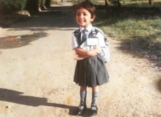 Yami Gautam's throwback photo from her first day in school is the cutest thing you will see today