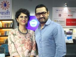 Aamir Khan and Kiran Rao's Paani Foundation described as world's biggest permaculture project by Andrew Millison