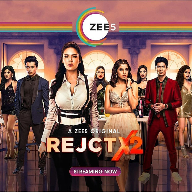 After season 1, Goldie Behl's Rejctx 2 enthrals the younger viewers as soon as once more : Bollywood Information 9