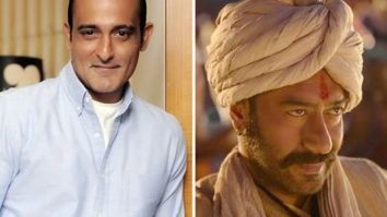 Akshaye Khanna says he will have to prove himself at the box office to produce a film like Ajay Devgn's Tanhaji