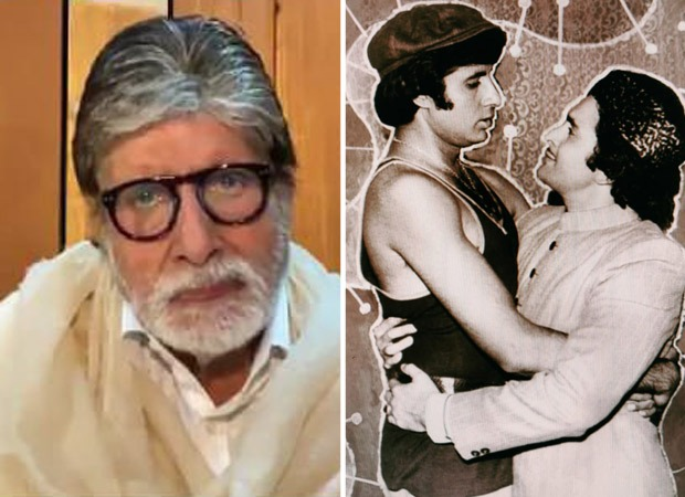 Amitabh Bachchan gets teary-eyed while paying tribute to Rishi Kapoor, watch video