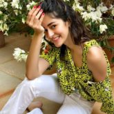 Ananya Panday shoots for India's first brand campaign at home with ONLY!