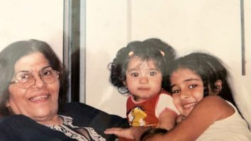 Ananya Panday wishes her grandmother with throwback pictures that are too cute for words