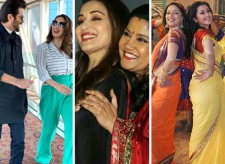 Anil Kapoor, Renuka Shahane, Manisha Koirala share endearing birthday wishes for Madhuri Dixit