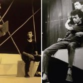 Babil Khan shares unseen photos from Irrfan Khan's National School of Drama days