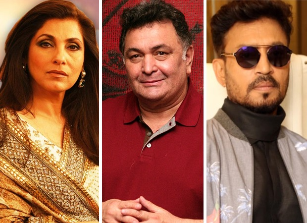Dimple Kapadia's huge Rishi Kapoor connection & little Irrfan Khan connection : Bollywood Information 5