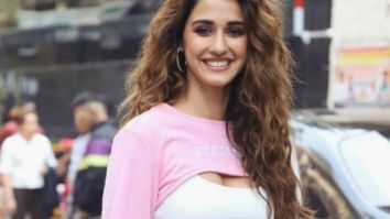 Disha Patani says she's spending her time pampering her pets and catching up on movies during the lockdown