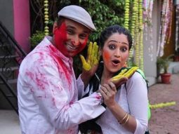 Disha Vakani of Taarak Mehta Ka Oolta Chashmah gets a sweet surprise from brother Mayur Vakani