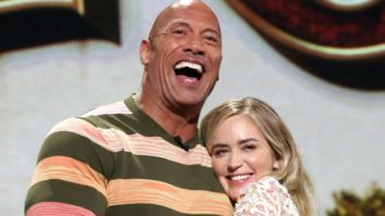 Dwayne Johnson and Emily Blunt's superhero film Ball and Chain to release on Netflix