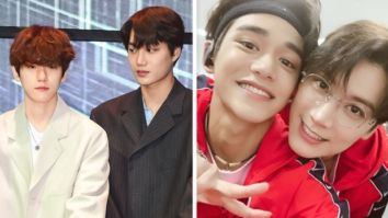 EXO's Kai and WayV members Ten and Lucas take up Baekhyun's Candy challenge and nail it