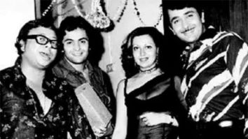 Flashback Friday: Kareena Kapoor Khan shares old photo of Rishi Kapoor with Randhir, Babita and RD Burman