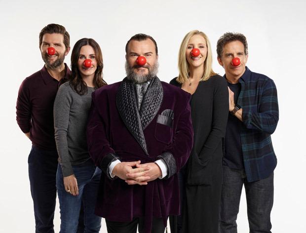 Friends actorsCourteney Cox and Lisa Kudrow to joinJack Black, Adam Scott and Ben StillerforCelebrity Escape Room