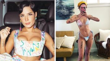 Halsey sizzles in a tiny bikini flaunting her curves, reveals she is prepping for bar exam