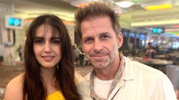 Huma Qureshi promises to fix dance lessons for Justice League director Zack Snyder