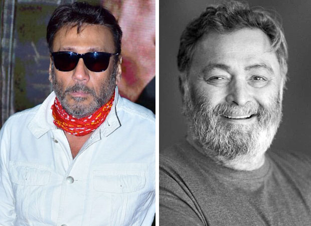 Jackie Shroff wanted to share screen space with Rishi Kapoor and is upset that it's not possible anymore