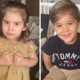 Karan Johar's twins Roohi and Yash give 'screen test' in his latest 'Lockdown with Johars' video