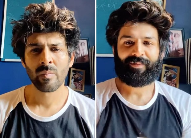 Kartik Aaryan shaves off his quarantine beard as his mom becomes the narrator